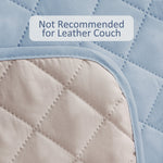 RHF Reversible Pet Protector Furniture Covers, Sofa Protector Cover
