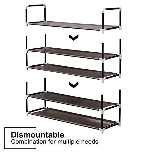 Shoe Rack, Shoe Organizer, Shoe Racks for Closets, Shoe Organizer for Closet, Closet Shoe Organizer, Shoe Rack Organizer, Tall Shoe Rack