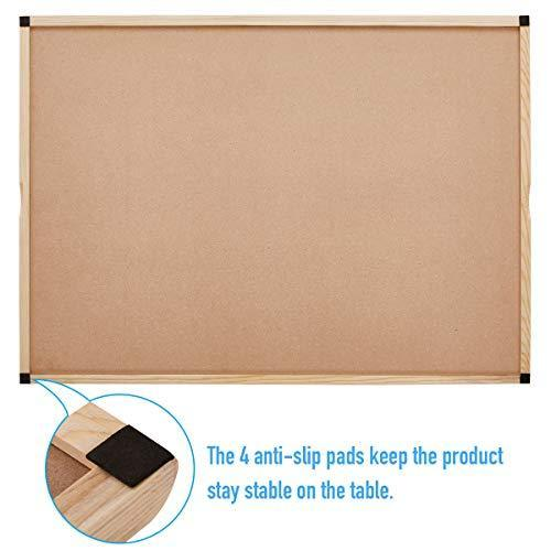 "Standard Size: 34""x26"", Puzzle Board, Puzzle Table, Puzzle Tables for Adults, Puzzle Table, Puzzle Tray with 4 Storage Bags"