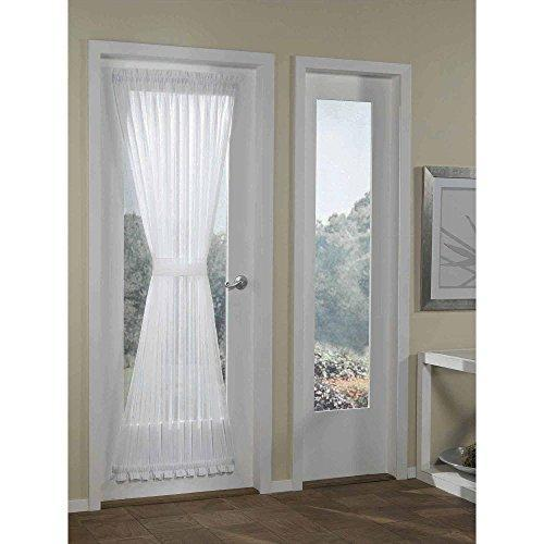 RHF Voile French Door Curtains/Panel