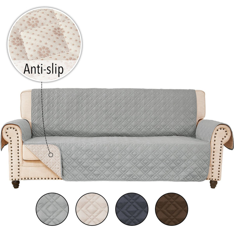 RHF Anti-slip Couch Cover, Sofa Cover, Machine Washable