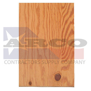 "23/32 (3/4"") Certified Plywood 4'x8'"