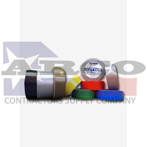 "2"" Heavy Duty Silver Duct Tape"