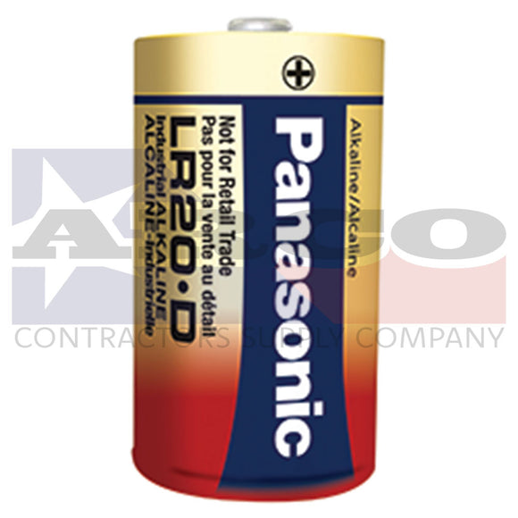 (D-Cell) Alkaline Battery