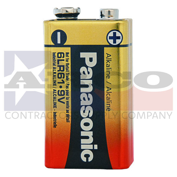 (9V) Alkaline Battery