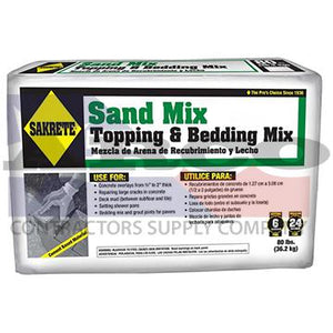 Sand Mix 5000psi - 80lb. Bag