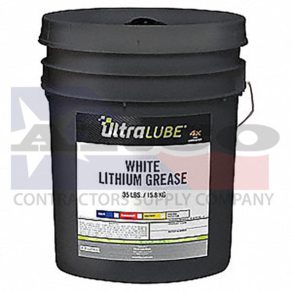 5gal White Lithium Grease 901WA