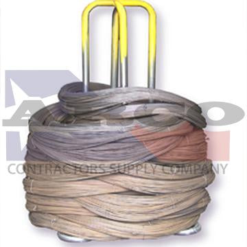 9 Gauge Black Annealed Tie Wire - 100lb. Coil
