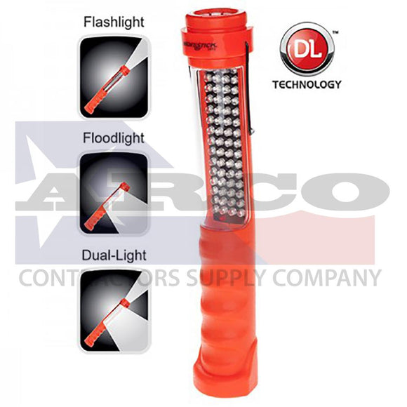 2492 Multi-Purpose Rechargeable Dual-Light Work Light