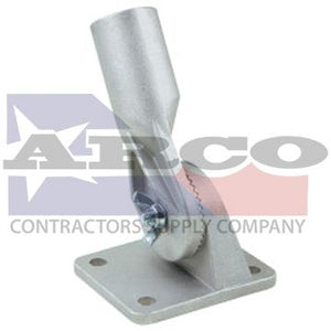 CC800 4-Hole Threaded Bracket Assembly