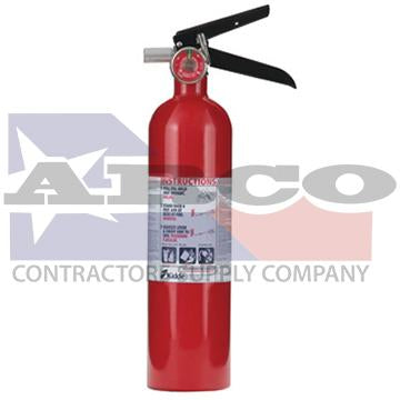 2.5 lb Fire Extinguisher ABC