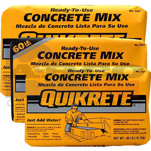 Quikrete 40lb. Concrete Mix