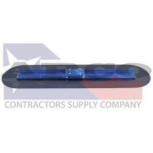 "CC750-01 48"" Big ""D"" Blue Steel Float Blade"