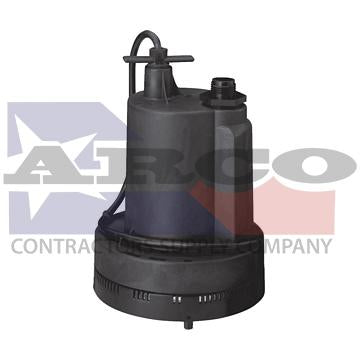 Submersible Pump 1/4hp
