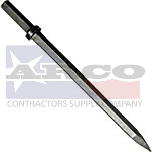 "1-1/8""x6"" - 14"" Moil Point/Narrow Chisel"