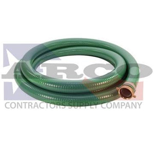 "2""X20' Green PVC Water Hose"