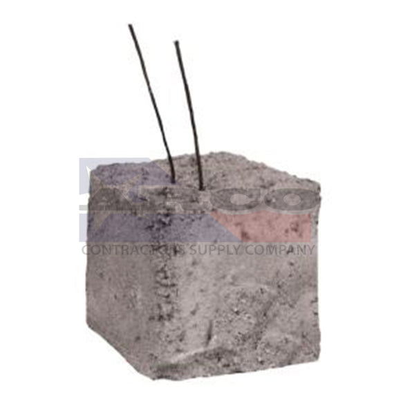 Dobie Brick With Wire 3x3x3
