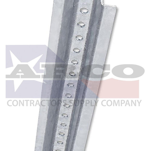 8ft. Galvanized U-Channel Sign Post