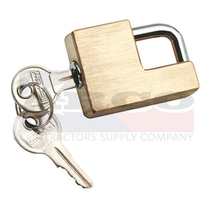 7005300 Lock Brass Coupler