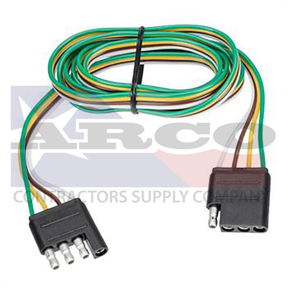 74125 Connector Loops 4-Flat 60 In. Long