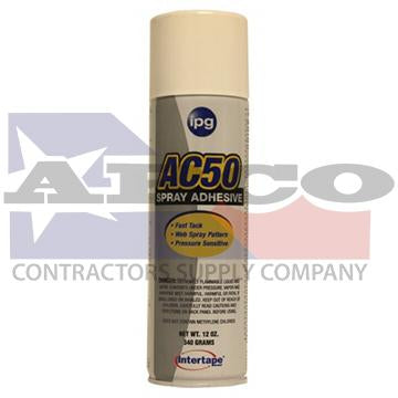 AC50 Spray Adhesive 12oz.