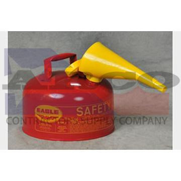 Eagle 2 Gal. Red Gas Can (T1)