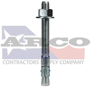 "5/8""x8-1/2"" Wedge Anchor Bolt"