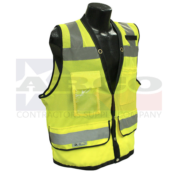 Rad SV59 Type R Class 2 Surveyor Safety Vest
