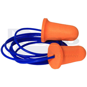 FP81 Corded Bell Ear Plug - Box of 100