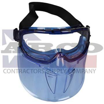 V-90 Clear Goggle W/Faceshield