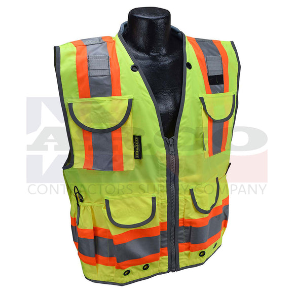 Rad SV55 Class 2 Two-Tone Engineer Vest