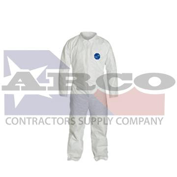 Tyvek Coverall 2XLG.