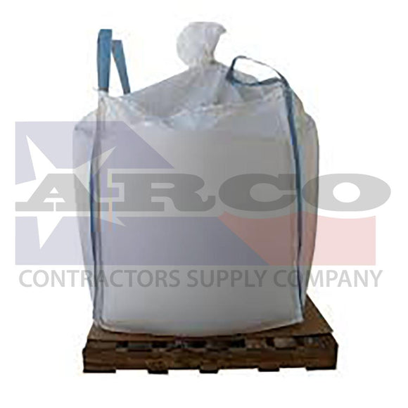 2000 lb. Super Sack - Stock Rock Salt