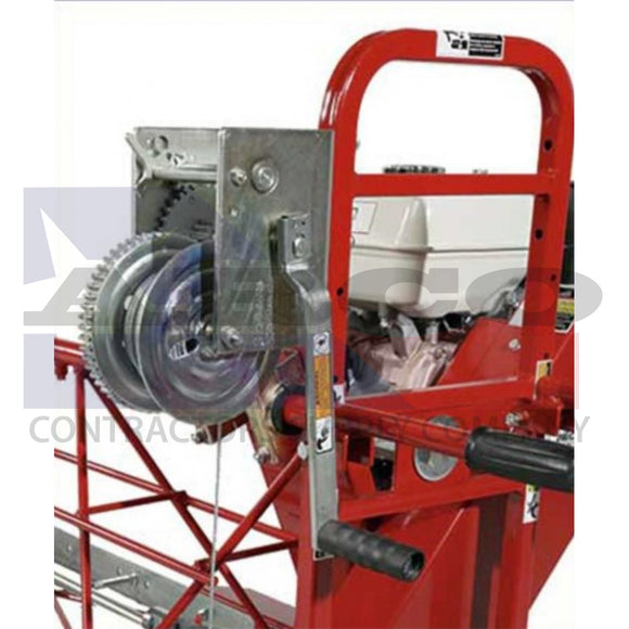 SSAE12WG Hydraulic Manual Winch Group