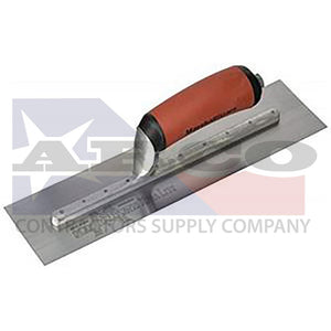 "MXS62D 12X4"" Trowel with Curved Dura-Soft Handle"