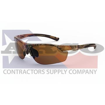 Rad 16146 Woodland Brown Camo Frame with Brown Lens