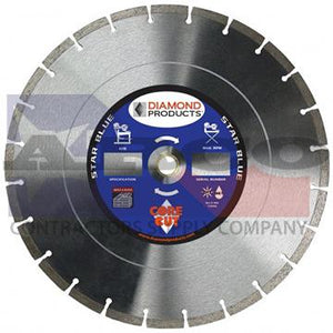 "4.5""X.080 Turbo Diamond Blade"