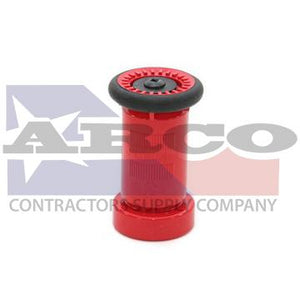 "Adjustable Lexan Fire Nozzle 2"" IPT"