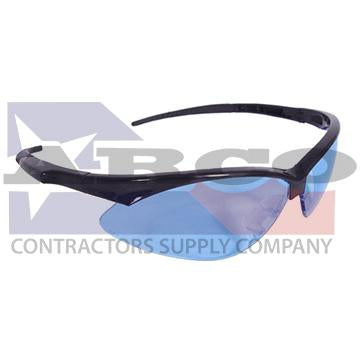 API-B Light Blue Rad-Apocalypse Glasses