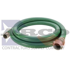 "3""x20' Green PVC Water Hose"