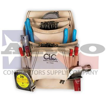 10 Pocket Carpenters Nail and Tool Bag