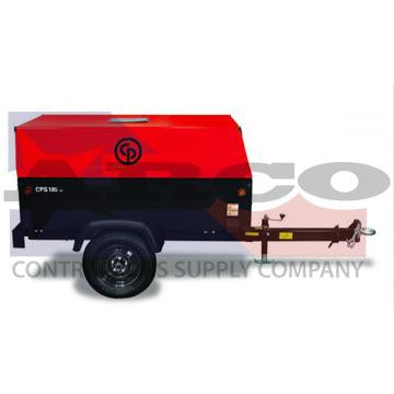 CPS185, 185cfm Air Compressor