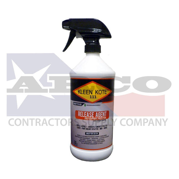 Kleen Kote 100 32oz. Container