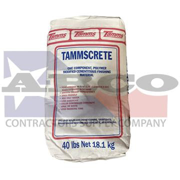 Tammscrete Gray 40lb. Bag