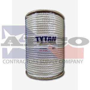 "3/8"" Nylon Rope - Sold by the Foot"