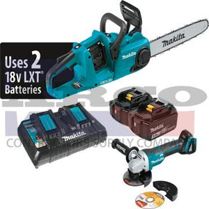 "XCU03PTX1 14"" Chainsaw Kit"