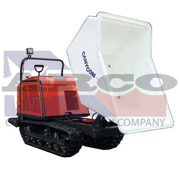 SC75 Track Buggy Straight Dump