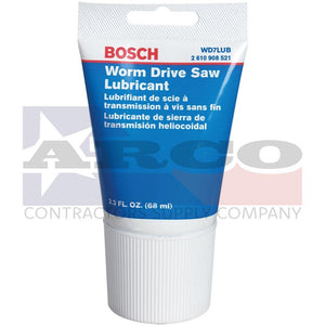 Worm Drive Saw Lubricant