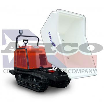 SC75NMT Buggy Straight Dump - Non-Marking Track
