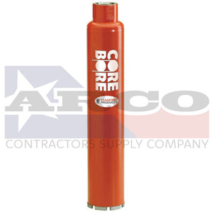 "00005 HD Orange 3"" Core Bit"